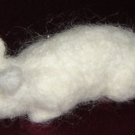 Archive 2009: Needle felting project #2