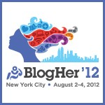 What happened at BlogHer &#8217;12? &#8211; Part 1