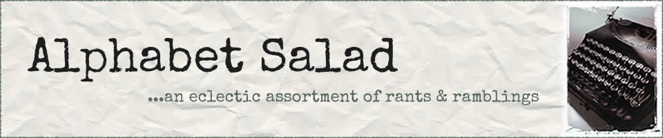 Alphabet Salad header image