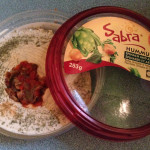 Meatless Monday No. 4 – Sabra to the rescue