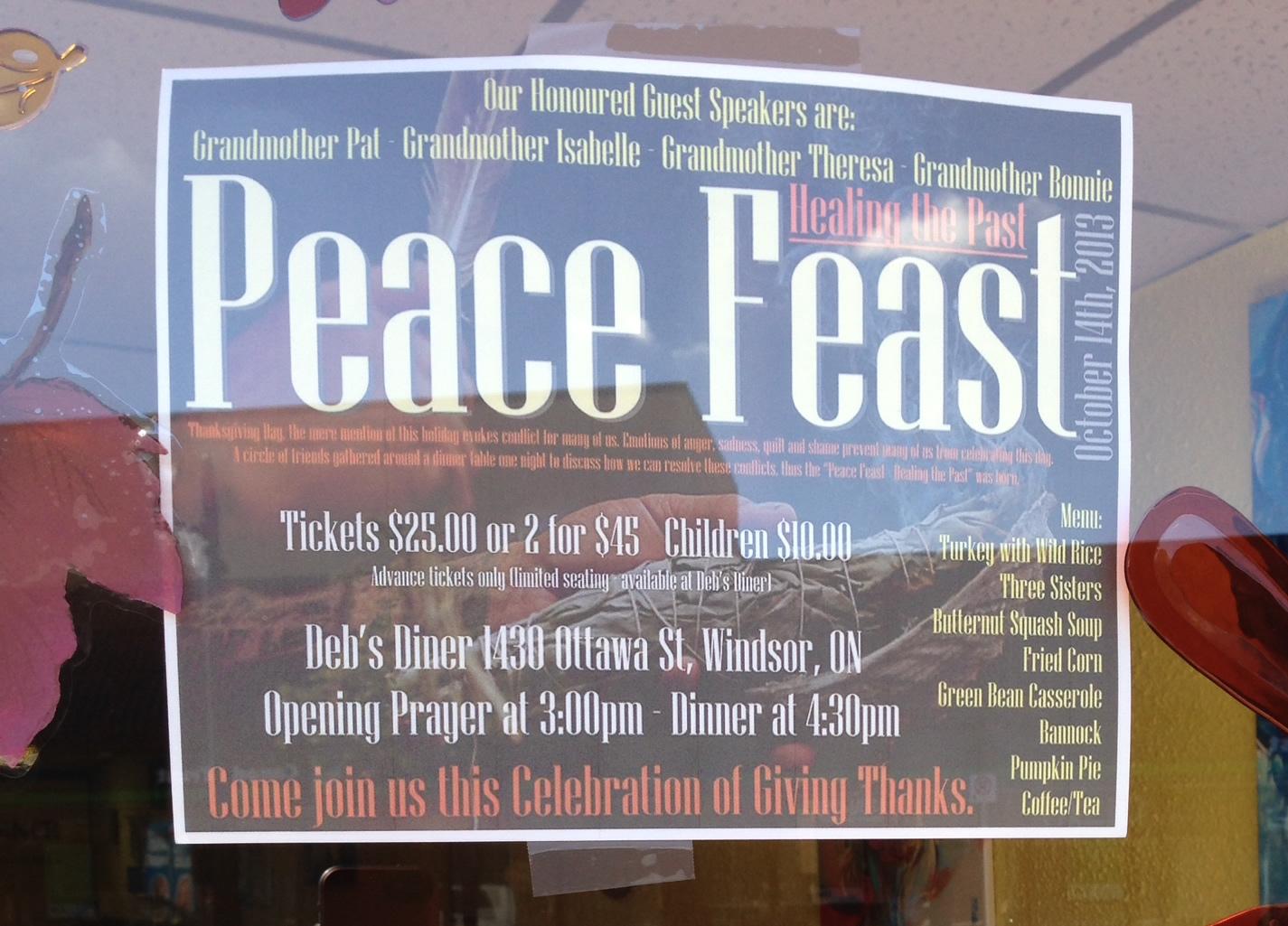 peacefeast