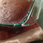 Recipe for Puddle Cake