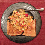 Meatless Monday No. 8 – Veggie Scramble