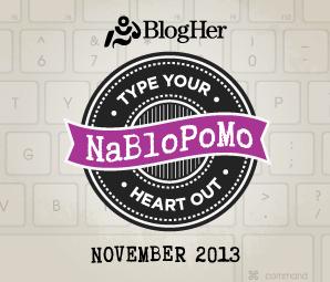 NaBloPoMoNovember2013
