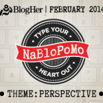 12 reasons why YOU should sign up for NaBloPoMo in February!