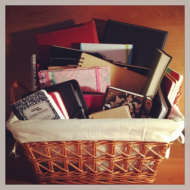 blankbooks