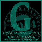 Blogging from A to Z Challenge – G is for…
