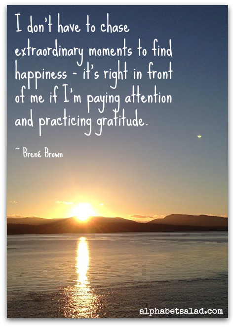 Gratitude-BreneBrown