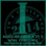 Blogging from A to Z Challenge – I is for…