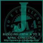 Blogging from A to Z Challenge – J is for…