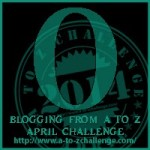Blogging from A to Z Challenge – O is for…