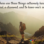 Quote-Benjamin Franklin