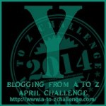 Blogging from A to Z Challenge – Y is for…