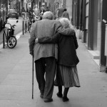 100 Words: An Elderly Couple