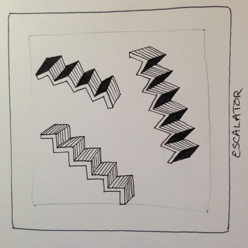 Tangle - Escalator