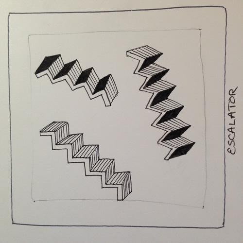 Tangle - Escalator