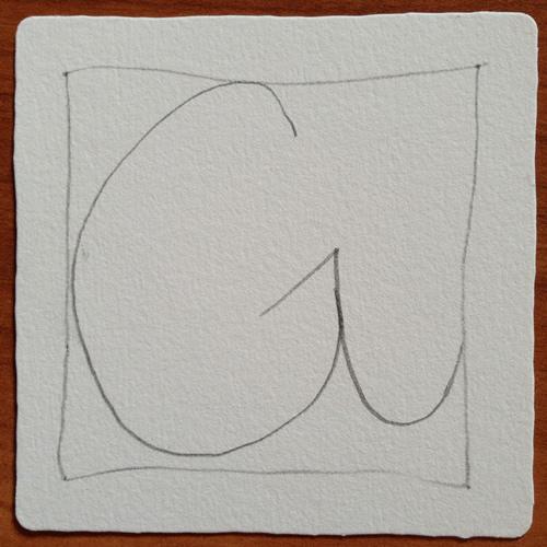 Tangle String - G
