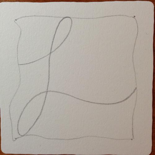 Tangle String - L