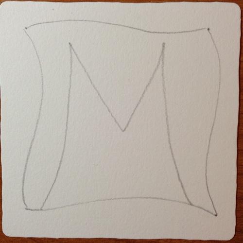 Tangle String - M