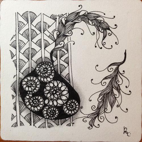 Tangle Tile - S