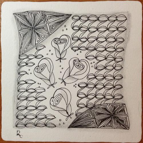 Tangle Tile - Z