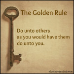 On living the Golden Rule