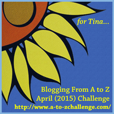 Blogging from A to Z April (2015) Challenge