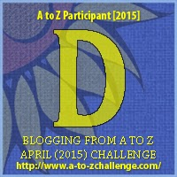 Blogging from A to Z April (2010) Challenge - D