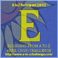 Blogging from A to Z April (2010) Challenge - E
