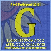 Blogging from A to Z April (2010) Challenge - G