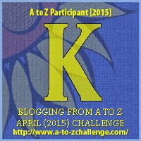 Blogging from A to Z April (2010) Challenge - K