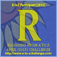 Blogging from A to Z April (2010) Challenge - R
