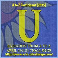 Blogging from A to Z April (2010) Challenge - U