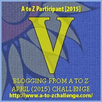 Blogging from A to Z April (2010) Challenge - V