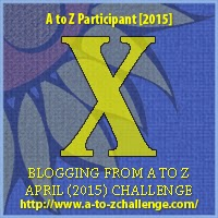 Blogging from A to Z April (2010) Challenge - X