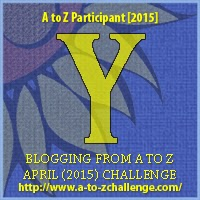 Blogging from A to Z April (2010) Challenge - Y