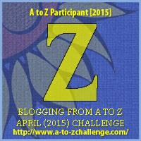 Blogging from A to Z April (2010) Challenge - Z