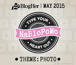 NaBloPoMo May 2015