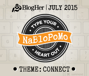 NaBloPoMo July 2015