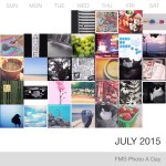 Photo A Day Challenge – July 16-31, 2015