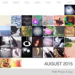 Photo A Day Challenge – August 1-31, 2015