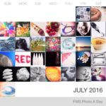 Photo A Day Challenge – July 1-31, 2016